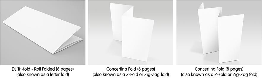 Leaflet-Folds