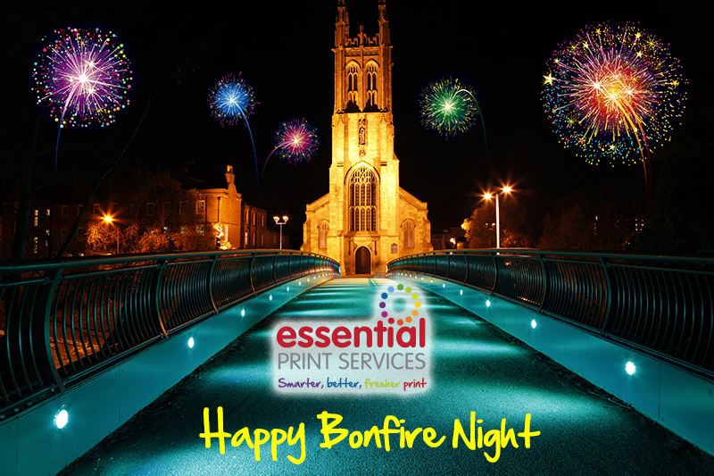 Bonfire Night - Have Fun, Be Safe
