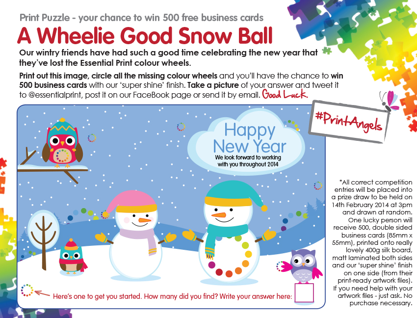 Snowball Competition