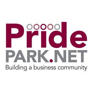 Pride Park Logo