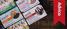 Business Card Printing Help in Derby