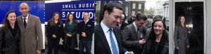 Essential Print Services' visits Downing Street