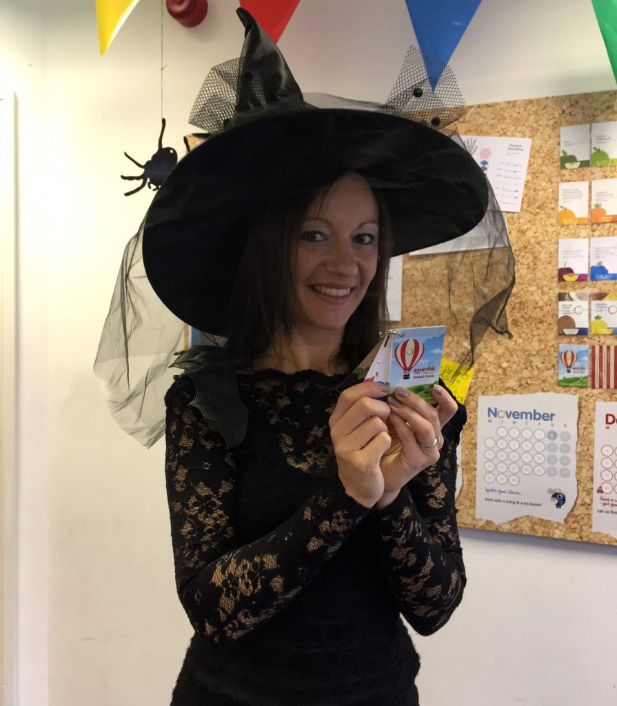 Here's Yvonne with the latest set of Swatch Cards. Request your free copy...if you dare! Mwhaha ha ha.