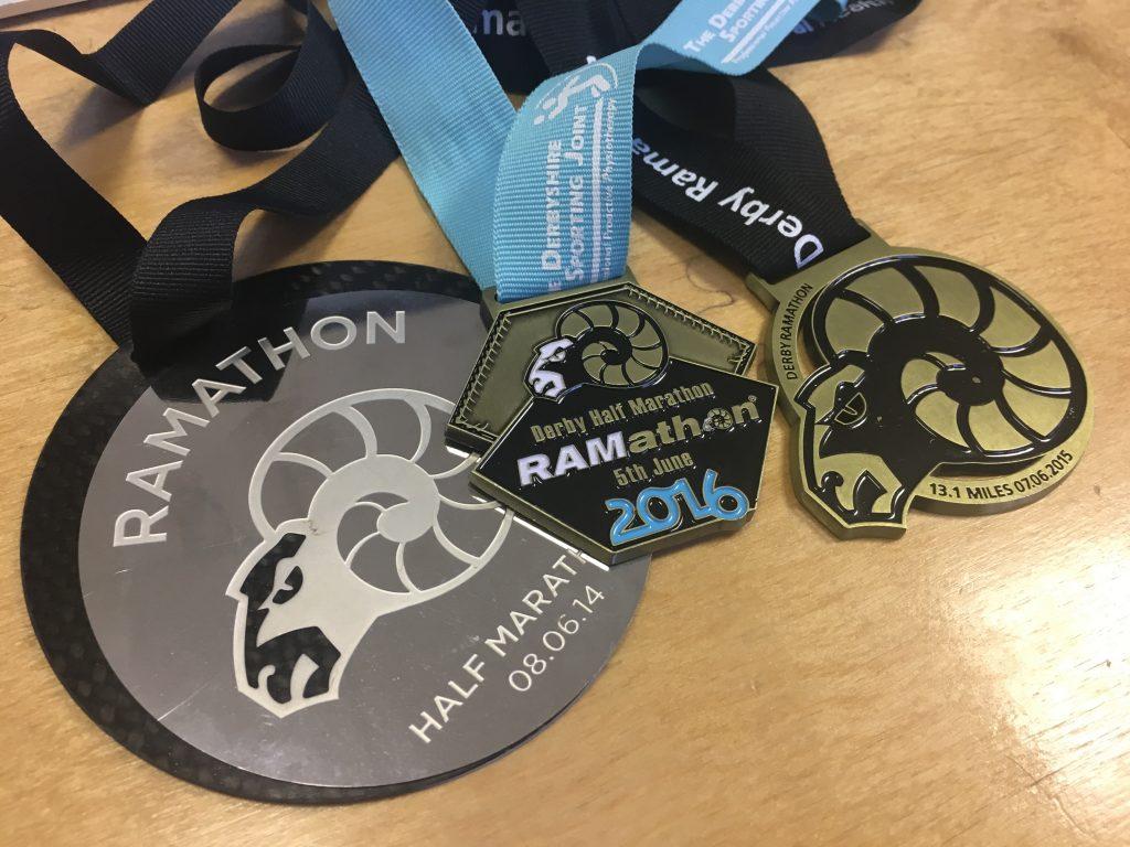 Ramathon Medals