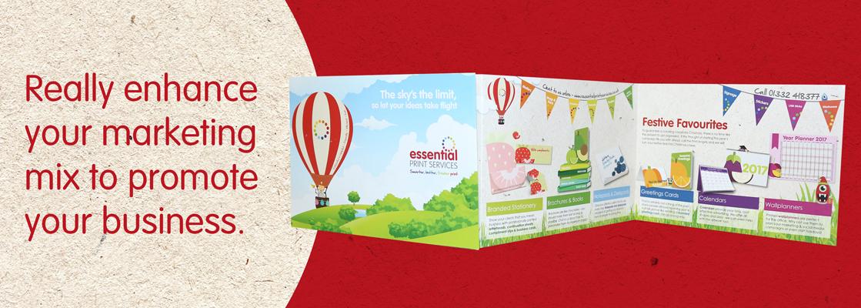 Flyer and Leaflet Printing Derby UK