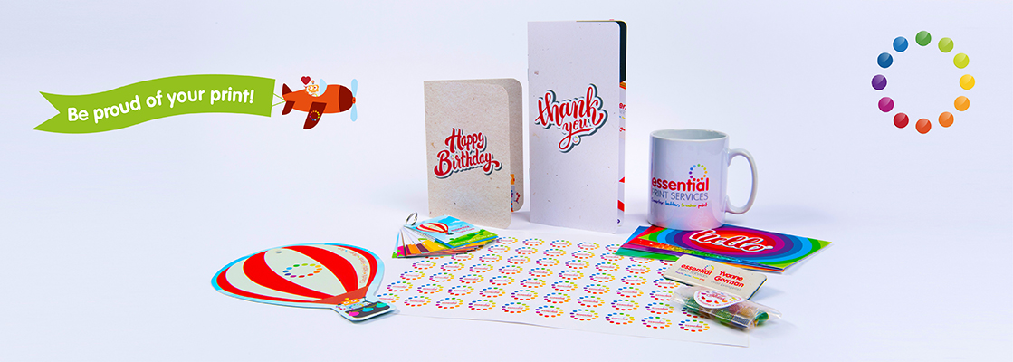 Essential Print Services Derby will help you create effective marketing collateral.
